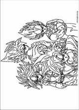 Dragon Ball Z coloring page (024)