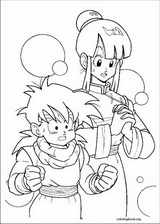 Dragon Ball Z coloring page (030)