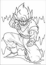 Dragon Ball Z coloring page (035)