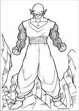 Dragon Ball Z coloring page (037)
