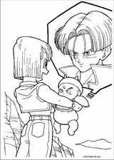 Dragon Ball Z coloring page (043)