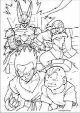 Dragon Ball Z coloring page (049)