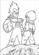 Dragon Ball Z coloring page (053)
