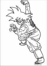 Dragon Ball Z coloring page (061)