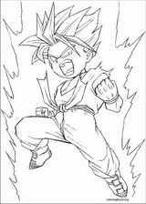 Dragon Ball Z coloring page (063)