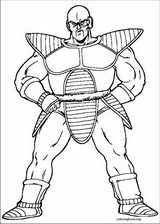 Dragon Ball Z coloring page (064)