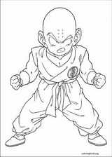 Dragon Ball Z coloring page (068)