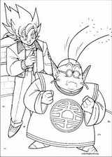 Dragon Ball Z coloring page (071)