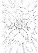 Dragon Ball Z coloring page (073)