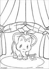 Dumbo coloring page (007)