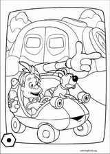 Engie Benjy coloring page (012)