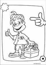 Engie Benjy coloring page (016)