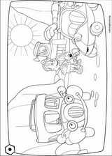 Engie Benjy coloring page (019)