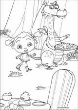 Franny's Feet coloring page (002)