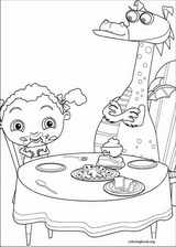 Franny's Feet coloring page (004)
