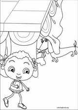 Franny's Feet coloring page (020)