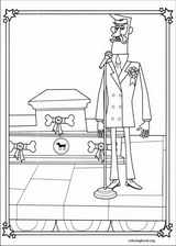 Franny's Feet coloring page (021)