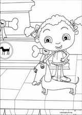 Franny's Feet coloring page (022)