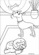 Franny's Feet coloring page (024)