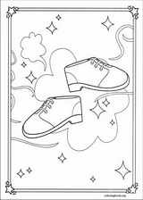 Franny's Feet coloring page (028)