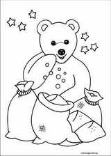 Goodnight Kids coloring page (005)
