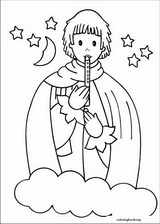 Goodnight Kids coloring page (006)