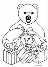Goodnight Kids coloring page (008)