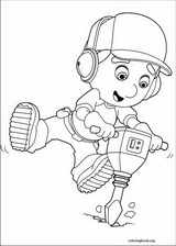 Handy Manny coloring page (008)