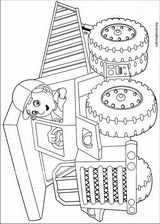 Handy Manny coloring page (009)