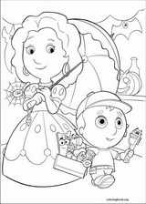 Handy Manny coloring page (019)