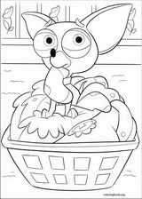 Handy Manny coloring page (020)