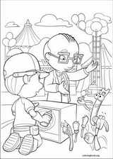 Handy Manny coloring page (026)