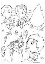 Handy Manny coloring page (027)