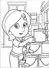 Handy Manny coloring page (030)