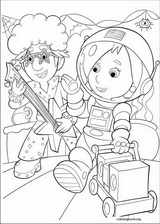 Handy Manny coloring page (036)