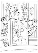 Handy Manny coloring page (039)