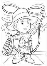Handy Manny coloring page (049)