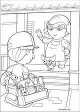 Handy Manny coloring page (051)