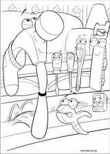 Handy Manny coloring page (053)
