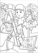 Handy Manny coloring page (054)