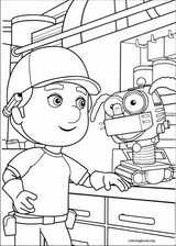 Handy Manny coloring page (055)