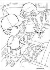Handy Manny coloring page (056)