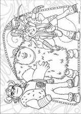How To Train Your Dragon coloring page (006)