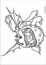 How To Train Your Dragon coloring page (007)