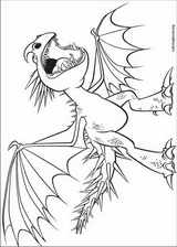 How To Train Your Dragon coloring page (008)