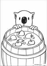 Koala Brothers coloring page (007)
