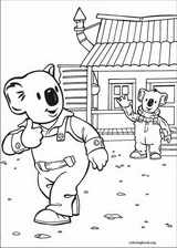 Koala Brothers coloring page (009)