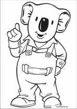 Koala Brothers coloring page (014)