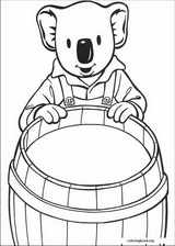 Koala Brothers coloring page (018)