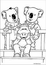Koala Brothers coloring page (024)